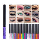 Внешний вид - Metallic HANDAIYAN Shiny Smoky Eyes Eyeshadow Waterproof Glitter Liquid Eyeliner