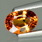 1.06 CT. NATURAL OVAL YELLOW SAPPHIRE SONGJIE  TANSANIA
