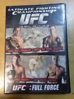 Ultimate Fight Championship UFC DVD As Real As It Gets  FULL FORCE