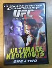 Ultimate Fight Championship UFC DVD Knockouts As Real As It Gets  PRE-OWNED