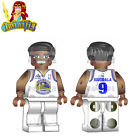 Custom LEGO minifigure Any Golden State Warriors Player Curry Durant o Your Name