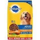 New Pedigree Adult Dry Dog Food - Roasted Chicken, Rice & Vegetable Flavor