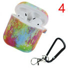 Protector Silicone Case Cover Earphones Pouch Protective Skin For Apple AirPods