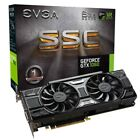 EVGA SSC GAMING ACX GeForce GTX 1060 6GB GDDR5 PCI-E x16 3.0 GPU 06G-P4-6267-KR