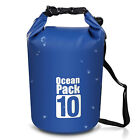 Waterproof Ultralight Portable Personal Backpack Compression Roll Top Sack Bags