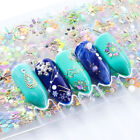 3D Nail Sticker Adhesive Decals Jewelry Nail Art Decors Transfer Stickers New