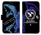 Yu-Gi-Oh! Duel Monsters Dragon Character Book Type Phone Pouch Case iPhone 138