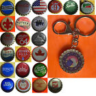 Constellation sign Aquarius Coke Sprite Diet pepsi & more Soda beer cap Keychain $8.99  on eBay