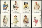 2008 Topps Allen and Ginter Complete Team Set Rookie Card RC Base Set 1-300 NoSP