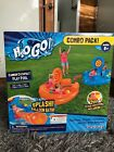 H20 Go Cannon Catapult Play Pool COMBO PACK