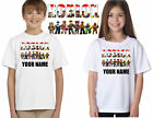 PERSONALISED ROBLOX UNISEX T-SHIRT, ADD YOUR NAME GIFT TEE TOP