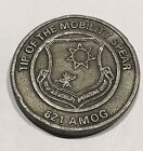 USAF 621st Air Mobility Operationa Group Challengr Coin