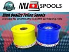 MV TEFLON SPOOLS FOR SHIMANO AND DAIWA REELS BOBINAS SURFCASTING YELLOW