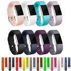 For Fitbit Charge 2 Replacement Silicone Watch Band Bracelet Strap Accessories