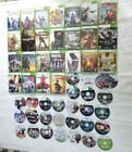Huge Xbox 360 (Microsoft) Game Lot - Tested &Authentic