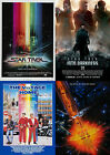 Star Trek Movie Poster Collection:Laminated:A4:!Buy 2 Get 3 FREE!!!!!!!!! on eBay