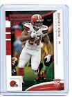 2018 ROOKIE&STARS ROOKIE NICK CHUBB #113 CLEVELND BROWNS