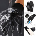 Kyпить Winter Warm Windproof Waterproof Anti-slip Thermal Touch Screen Gloves Black UK на еВаy.соm