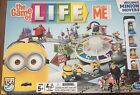 Despicabe Me Minion Life Board Game W Instructions Bananas Minion Game Pieces