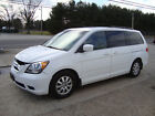 2009+Honda+Odyssey+EXL+TV%2FDVD+Leather+Salvage+Rebuildable+Repairable