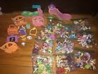 Littlest Petshop lot of 100 animals LPS pets figures dog cat bird