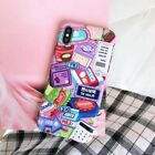 Fashion Supermarket Soft UNBreak Phone Case Back Cover For A pple i Phone 7 8