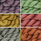 Внешний вид - 1 Skein - 300 Meters - 100% Silk Hand Embroidery Thread - Shiny - DYED
