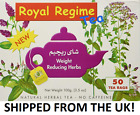 Royal Regime Tea made with Herbs for Weight Loss, Slimming, Detox Health 50 bags £7.99 GBP on eBay