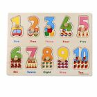 Puzzle Educational Wooden Toys Baby Kids Early Learning Jigsaw Developmental Toy