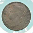 STRAITS SETTLEMENTS: 1 Cent 1888: QUEEN VICTORIA, Kupfer, ss, 1Be1