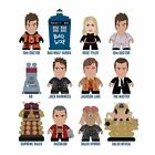 "Doctor Who 3 "" Titans Geronimo Gallifrey  50th Anniversary Rebel Timelord Vinyl"