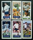 GROUP OF 6 TOTTENHAM HOTSPUR  Score UK football trade cards KNOWLES NAYIM 6/60
