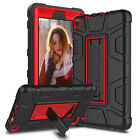 For Amazon Kindle Fire HD 8 2018 8th Case With Kickstand Cover+Screen Protector