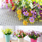 28 Heads Flower Fake False Plants Grass Artificial Garden Daisy Home Decor Ac