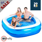 "Pentagon Inflatable Family Pool, 79"" x 77"" x 18.5"""