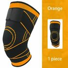Knee Pads Breathable Warmth Durable Materials Safety Elastic Outdoor Sports Gear