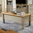 Grey Corona Pine Living Room Furniture Coffee Table Sideboard TV Stane Bookcase