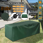 3 Size Waterproof Outdoor Patio Garden Furniture Rain Snow Cover For Table