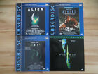 Alien + Aliens + Alien 3 + Wiedergeburt Resurrection (LD) 4x Laserdisc Fox Video