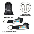 Joymo Tree Swing Strap Hanging Kit Outdoor Swing Hanger & Hammock Straps Set Bag