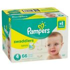 Pamper Swaddlers Size 4 (66 Count)