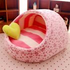 Pet Cat Dog Home Bed Warm Soft House Mat Cushion Puppy Nest Kennel Sleeping Pad