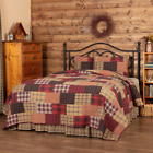 WYATT QUILT SET & ACCESSORIES. CHOOSE SIZE & ACCESSORIES. VHC BRANDS image