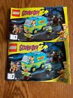 Lego Scooby-Doo 75902 Instruction Manual Only
