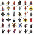 **NEW** Custom fit Lego Marvel Minifigures Toys Spiderman Into the Spider-Verse