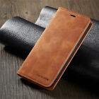 For Apple iPhone  8 XS XR 10 Case Book Style Leather Wallet Magnetic Flip Cover