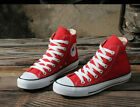 WOMEN'S MEN'S ALL STARS CHUCK TAYLOR OX LOW HIGH TOP CANVAS SHOES SNEAKERS NEW