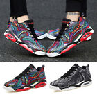 Women Men Sneakers Casual Sports Athletic Running Trainers Shoes Paisley Floral