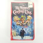Walt Disney/Jim Henson's The Muppet Christmas Carol Clamshell VHS 1993 Brand New
