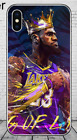 LeBron James 23 basketball hard case cover iPhone Huawei Samsung Galaxy phones
